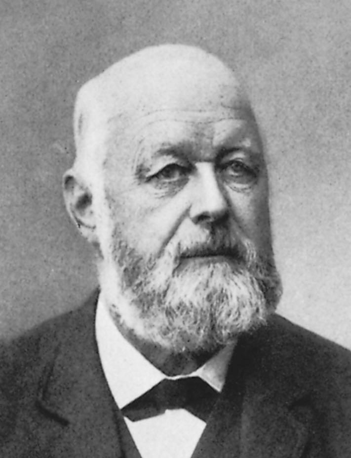 Johann Gottfried Egger 1830